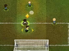 GS Soccer World Cup online hra