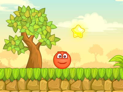 Red Ball 5 online hra