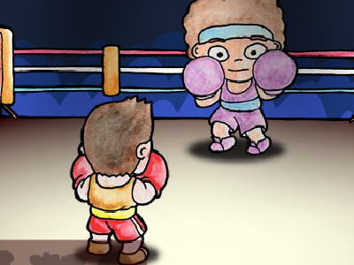 Ringside Hero online game