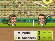 Puppet Tennis online game