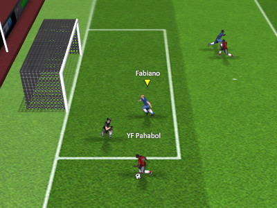 Indonesia Soccer League online hra