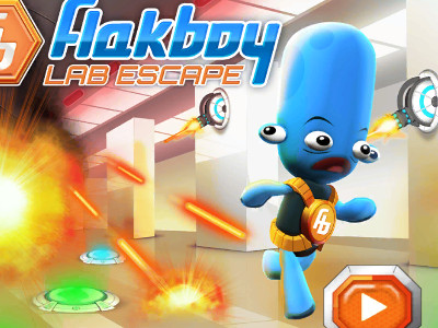 Flakboy Lab Escape online game
