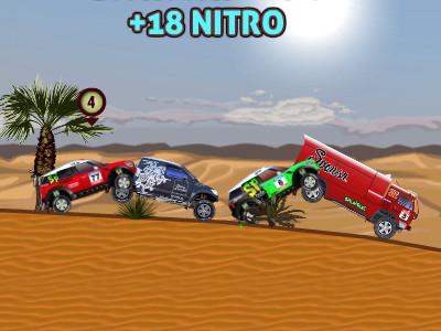 Dakar Racing online hra
