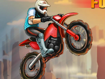MotoX Fun Ride online hra