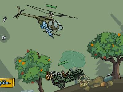 HeliCrane 2: Bomber online game