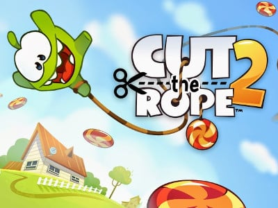 Cut The Rope 2 online game