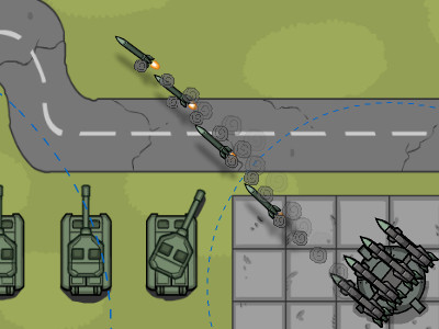 Missile Defence online game