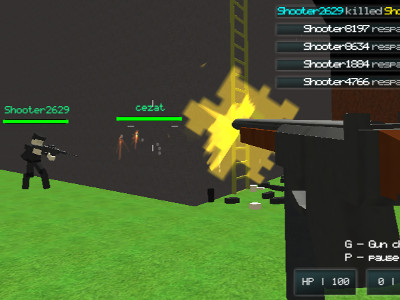 Block Swat online game