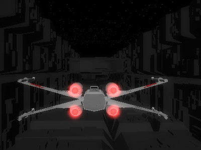 Star Wars xWing online game