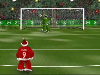 Santa #9 online hra