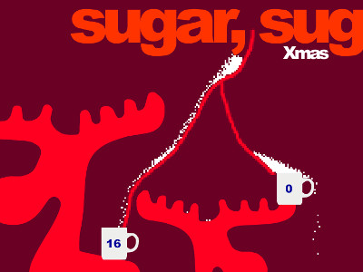 Sugar, sugar the Christmas special online hra