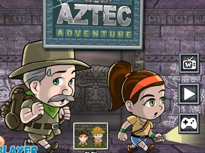 Aztec Adventure oнлайн-игра