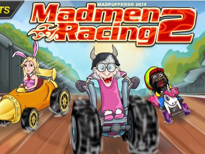 Madmen Racing 2 online hra