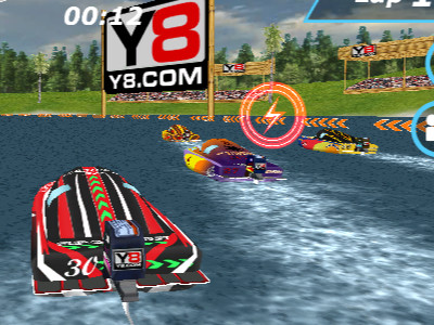 Speedboat Racing online game