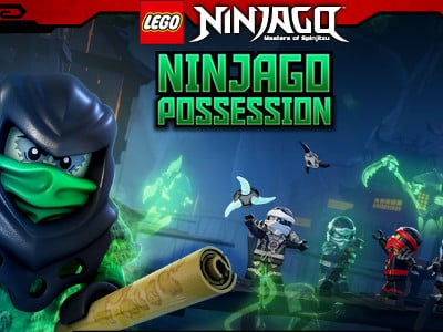 LEGO Ninjago Possession  oнлайн-игра