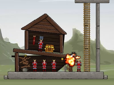 Sieger 2: Age of Gunpowder online game