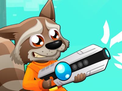 Teleport Gun online hra