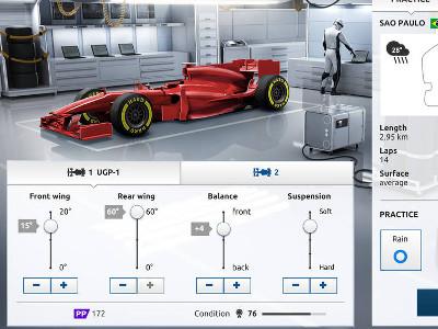 UnitedGP online game