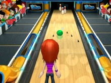 Disco Deluxe Bowling online game