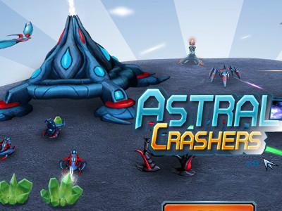 Astral Crashers online hra