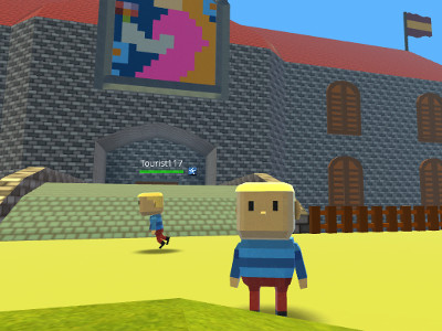 Kogama: Mario N-64 online hra