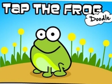 Tap the Frog: Doodle online hra