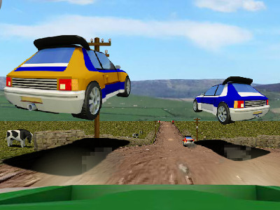 Rally Stage online hra