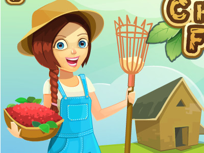 Cherry Farm online game