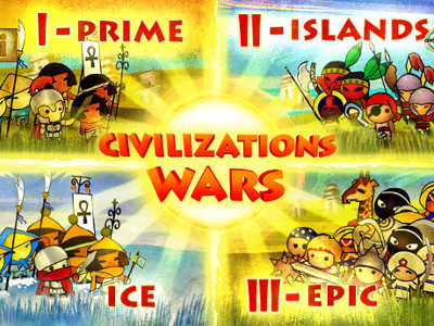 Civilizations Wars Master Edition online game