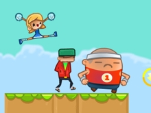 Gym Class Racers online game