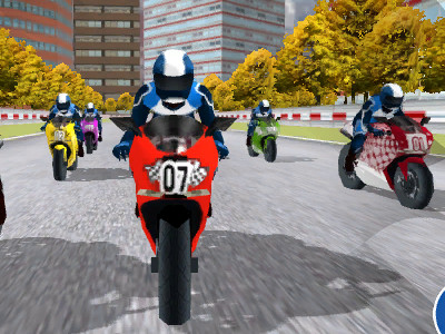Moto Xspeed GP online hra