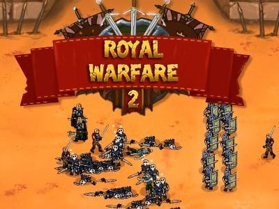 Royal Warfare 2 online hra
