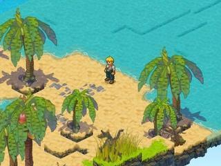 Castaway online game
