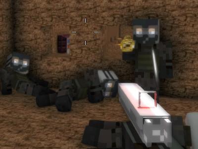 Pixel Warfare 4 oнлайн-игра
