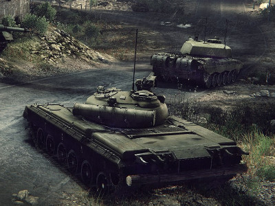 Armored Warfare online hra