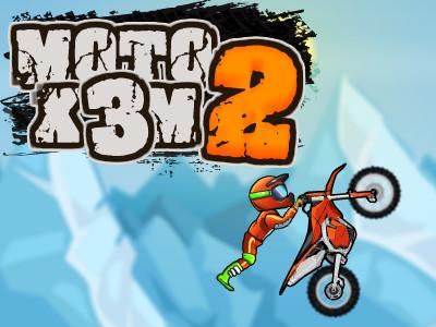 Moto X3M 2 online game
