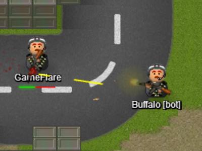 Combatants online game