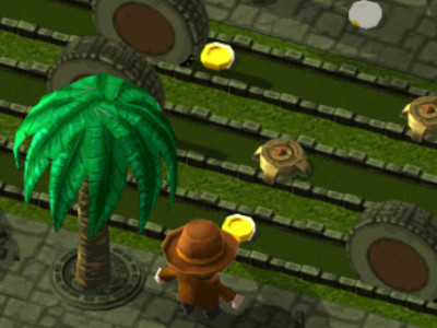 Crossy Temple online hra