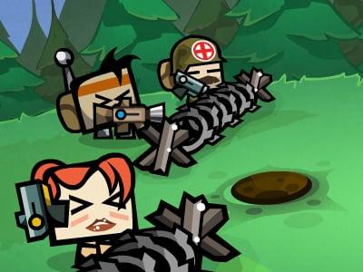 Super Squad oнлайн-игра