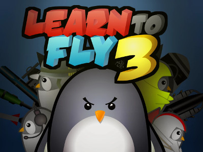 Learn to Fly 3 online hra