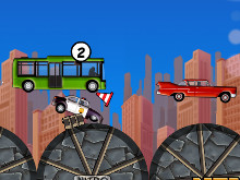 Lethal Race online hra