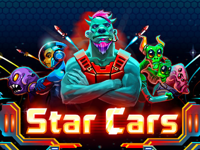 Star Cars online hra
