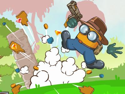 Avalancher online hra