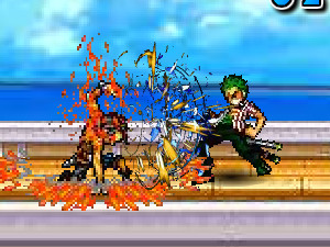 One Piece Hot Fight 0.6 online hra