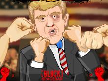 Epic Celeb Brawl: Punch the Trump online hra