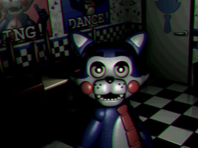 Five Nights at Candy's Online online hra