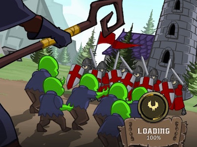 Zombidle online game