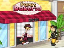Papa's Bakeria online hra