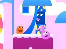 Gum Drop Hop 4  online game