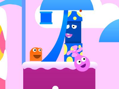 Gum Drop Hop 4  online hra